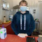 Велика боротьба у маленькому магазині  проти пандемії