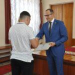 Коростишівських випускників відзначили подяками у Житомирській ОДА