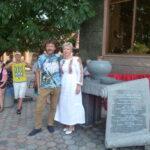 """10-річчя ТРЦ """"А.Г.А.Т."""" та відкриття пам'ятного знаку українському борщу – єдиному в світі"""